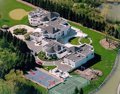 michael jordan house address michael jordan house
