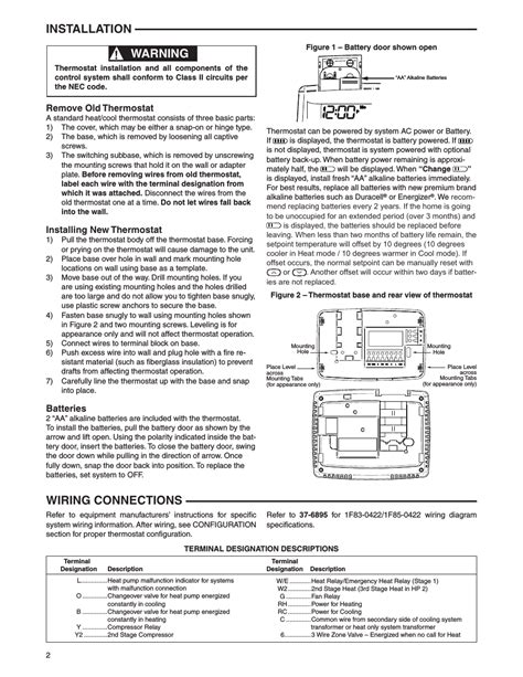 28 white rodgers thermostat wiring diagram 1f79