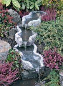 Small Backyard Pond 75 Relaxing Garden And Backyard Waterfalls Digsdigs