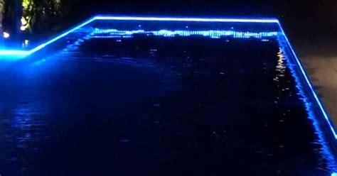 illuminazione piscina illuminazione della piscina