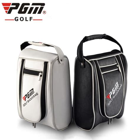 2015 new product high quality 2015 new high quality pu golf shoes bag waterproof white