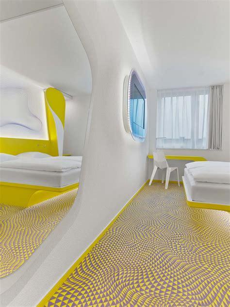 prizeotel design  karim rashid archiscene  daily architecture design update