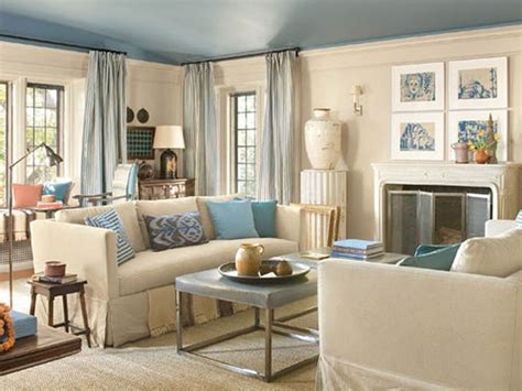 show homes interiors ideas beige and blue living room decor design interior design