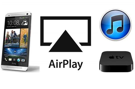 airplay for android how apple s airplay can work on android