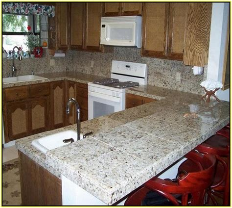 kitchen tile countertop ideas kitchen counter designs peenmedia com
