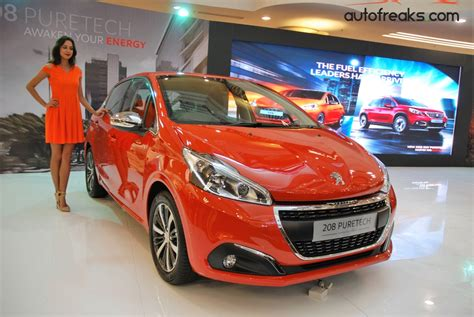 peugeot 208 puretech launched in malaysia priced at rm89