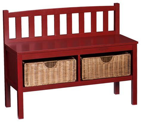 bench basket storage dryston bench with storage baskets tropical accent and