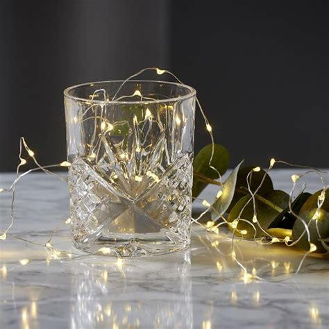 projecteur led solaire 3717 guirlande micro led pour decoration verre ou vase 20 leds