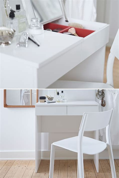 brimnes dressing table white 36 best images about getting ready on pinterest wall