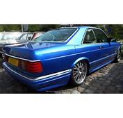 Mercedes 500 SEC V8 Sound W126  YouTube