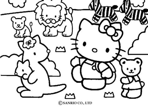 hello kitty large coloring pages hello kitty coloring pages hello kitty coloring pages