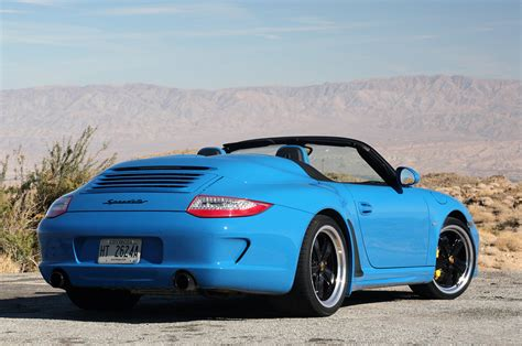 porsche speedster 2011 autoblog gets behind the wheel of the 2011 porsche 911