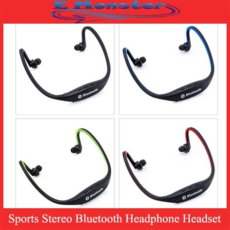Sport Headphone Wireless Not Bluetooth Mp3 Fm Player Sdcard Bass sport mp3 wireless earphone player bluet end 1 20 2017 5 15 00 pm