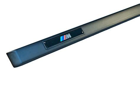 Bmw E46 E39 Door Side Moulding Trim Kancing List Pintu Luar bmw genuine front right door m moulding trim black e39 5 series 51132695682