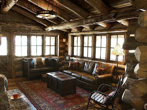 Rustic Livingroom - rustic living room photos hgtv