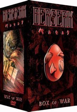 Anime Berserk Complete list of berserk 1997 tv series episodes