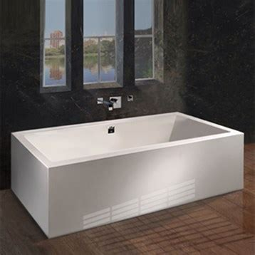 48 in bathtub mti andrea 18a freestanding sculpted tub 72 quot x 48 25 quot x