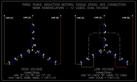 12 lead 480 volt generator wiring diagram new wiring