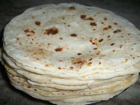 Handmade Tortillas - tummy flour tortilla