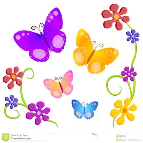 disegni di farfalle e fiori 60 disegni di fiori e farfalle con immagini fiori e