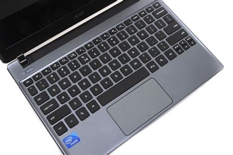 Laptop Acer Aspire One Q1vzc acer c710 q1vzc chromebook review review a small and