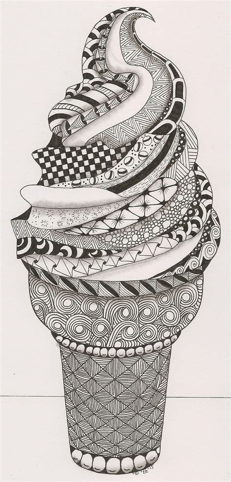 zentangle pattern meaning the incidental art of doodling and why it is so
