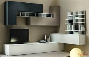 Beautiful Mobile Soggiorno Angolo #1: soggiorno-ad-angolo-moderno-in-legno.jpg