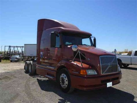 brand volvo semi truck price volvo vnl 42t660 1999 sleeper semi trucks