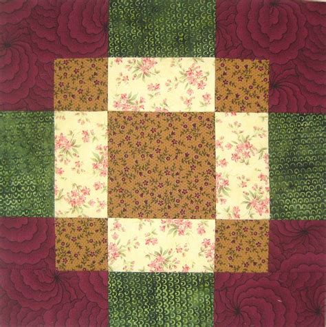 Easy Quilt Patterns For Beginners by Antique Tile Is An Easy Quilt Block That S For