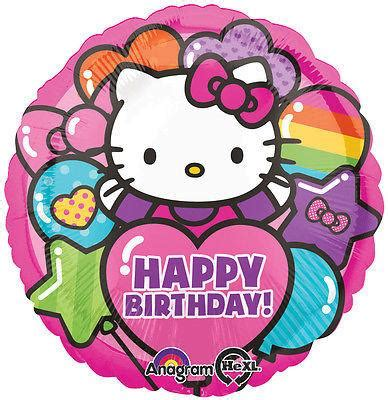 Birthday Decoration Images At Home by Hello Kitty Happy Birthday Fun Balloon Bouquet