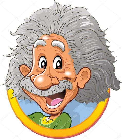 einstein clipart albert einstein stock vector 169 kennyk 90095920