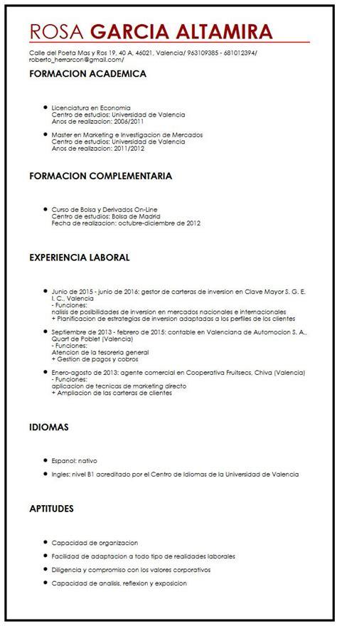 Modelo Curriculum Vitae De Un Estudiante Modelo De Cv Para Estudiantes De Derecho Muestra Curriculum Vitae