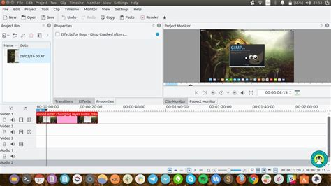 ubuntu layout editor 9 best free video editing software for linux in 2018