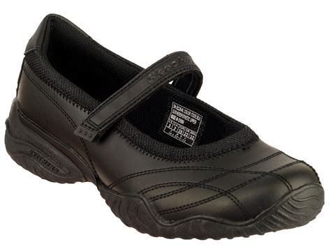 skechers school shoes for skechers sk81264 childrens velocity pouty