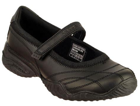 skechers school shoes skechers sk81264 childrens velocity pouty