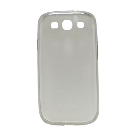 Soft Ume Ultrathin Samsung S3 jual ume ultra fit air silicon soft samsung galaxy s3