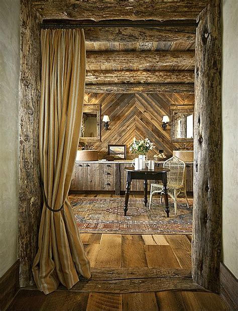 log cabin curtain ideas 40 rustic bathroom designs decoholic