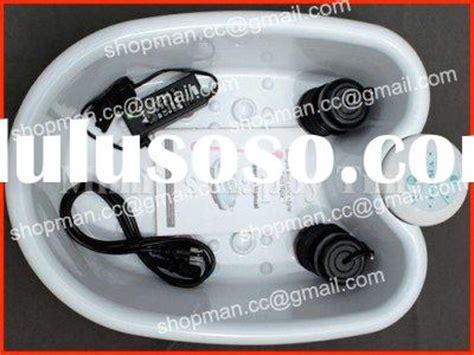 Aqua Chi Detox Reviews by New Ion Chi Aqua Detox Foot Bath Tub Spa Ionic Cleanse