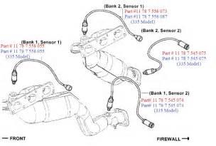 Bmw Locations Bmw Oxygen Sensor Location Bmw Free Engine Image For