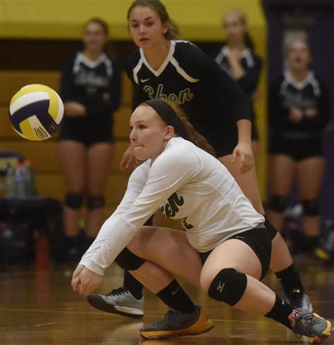 libero volleyball libero an important position in volleyball the daily gazette