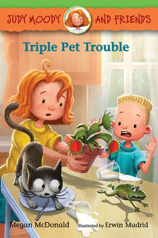 judy moody  friends triple pet trouble  megan