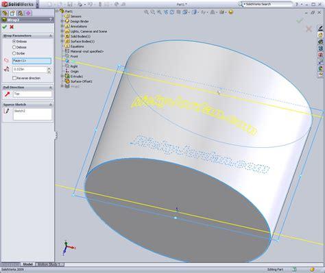 solidworks tutorial wrap solidworks sheet metal tutorial pdf