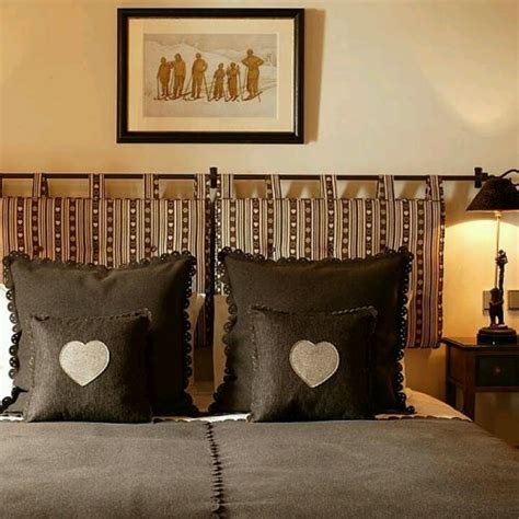 curtains for headboard best 25 curtain rod headboard ideas on pinterest