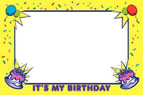 Kartu Ucapan Bentuk Karakter Lucu Birthday Card Hpa029 bingkai foto ulang tahun android apps on play