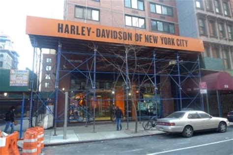 Harley Davidson Nyc Store by Tribeca Citizen New Kid On The Block Harley Davidson Of Nyc