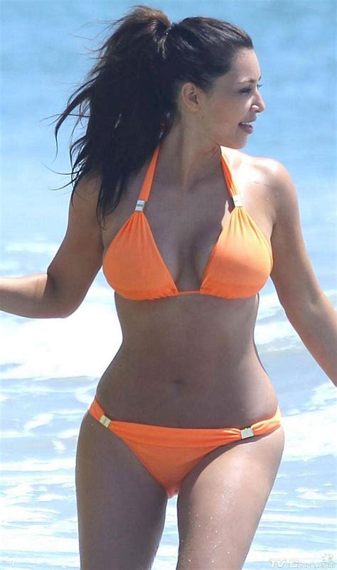 Kim Kardashian looking hot in her bikinis