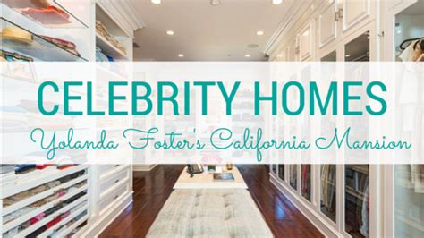 yolanda foster house celebrity homes tour yolanda foster s house