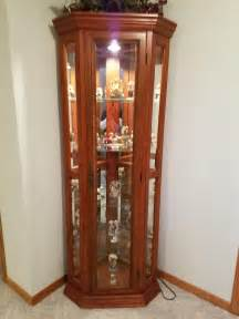 Curio Cabinets For Sale Canada Best Curio Cabinet Corner For Sale In Appleton