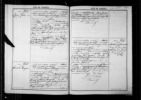 Bari Italy Birth Records S Family History June 2014