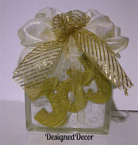 how to decorate glass blocks decorating glass blocks designed decor